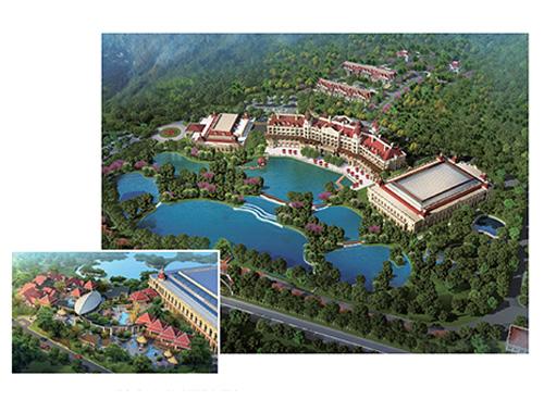 辽阳碧湖酒店