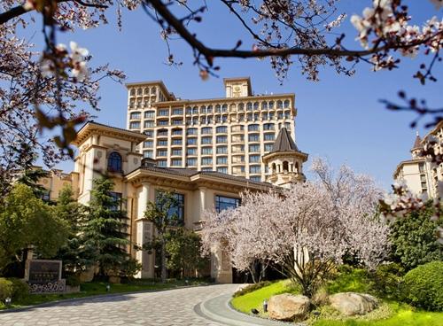 星河湾住宅酒店项目