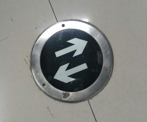 智能疏散地面指示标志灯